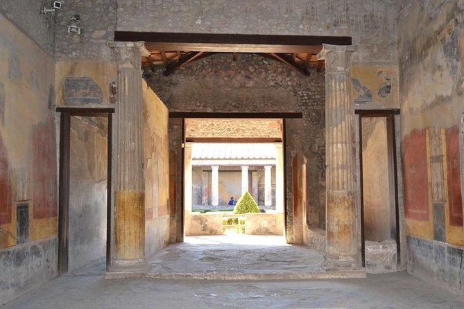 Best of Ancient Roman Cities Tour in 1 Day: Visit Pompeii Oplontis & Herculaneum