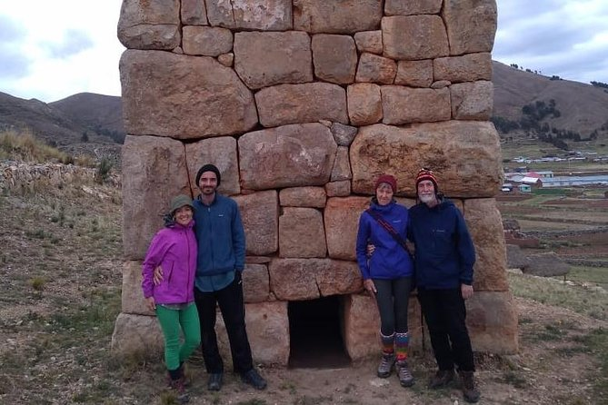 Aymara route and Sillustani full day