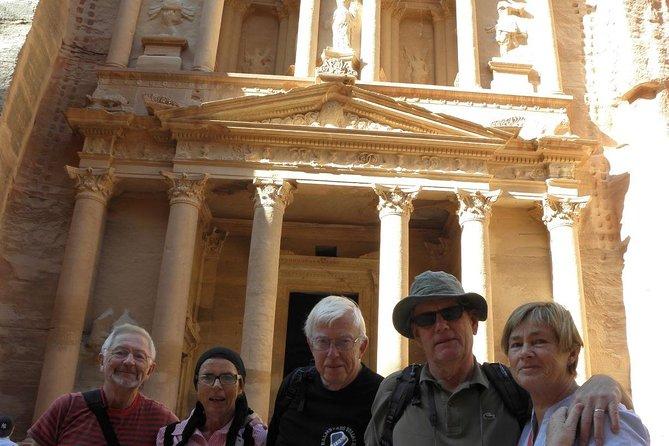 Amman to Petra round trip