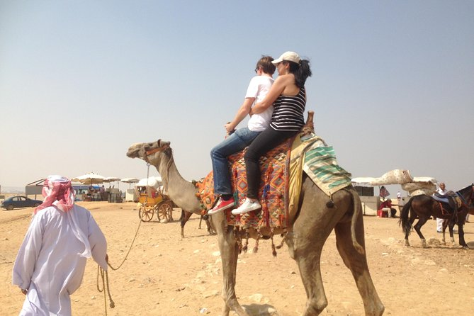 Private Half-Day Trip to Giza Pyramids with Camel Ride photo 3