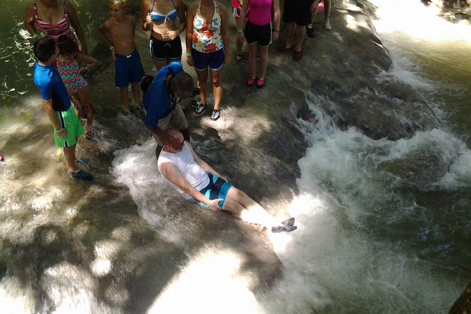 Ziplining Dunn's River Falls Excursion from Falmouth