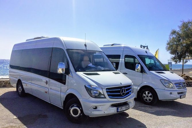 Santorini Hotel-Villas Transport & Transfer Services