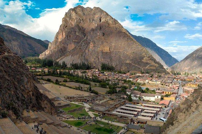 Sacred Valley to Machu Picchu 2 days
