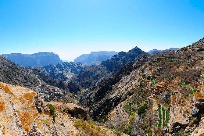 Jabal Akhdar (Green Mountain)