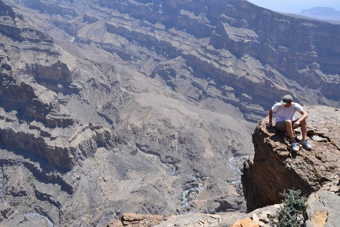 Grand Canyon - Jebel Shams Tour