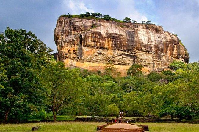 Kandy to Sigiriya and Dambulla