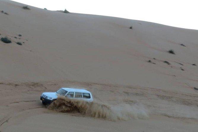 Desert Safari ( Wahiba Desert To Wadi Bani Khalid )