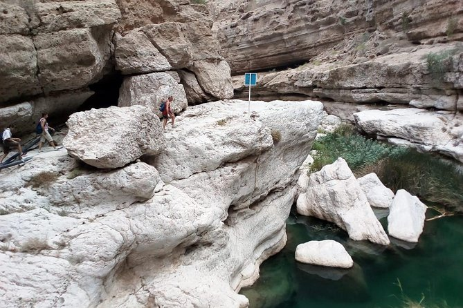 Coastal Tour and Wadi Shab Day Tour