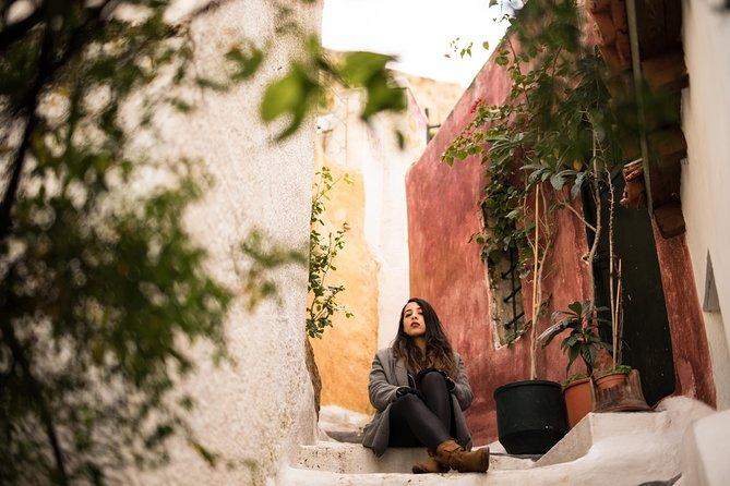 Descubre Plaka, el antiguo barrio de Atenas.
