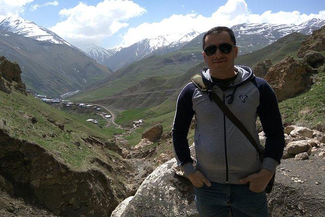 Baku-Lahij-Qabala-Shaki-Matsimi Border 2 days