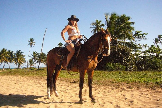 Horseback Riding Tour Adventure on the Beach