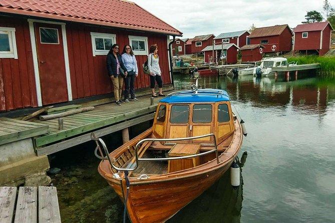 Excursion d'une journée dans l'archipel de Stockholm