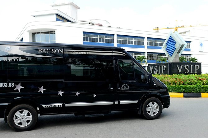 Saigon limousine car toDalat