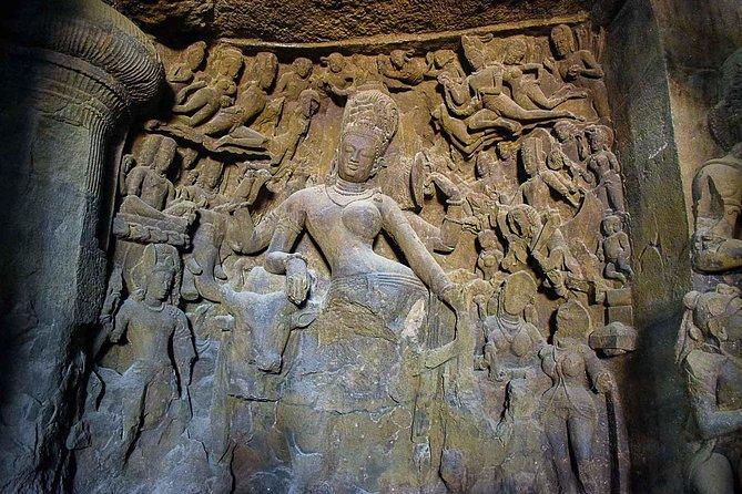 Elephanta Caves Island Tour