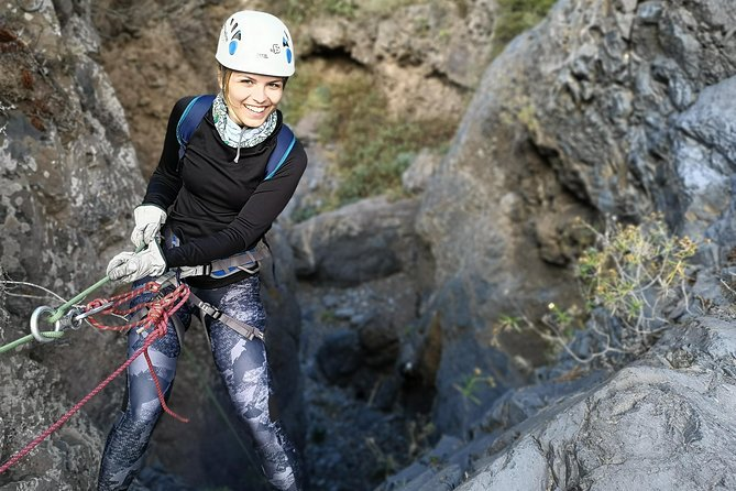 Canyoning in a Natural Protected Space