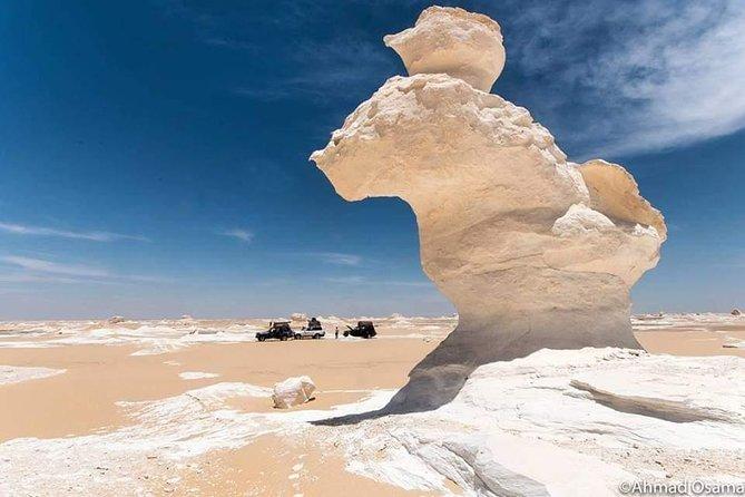 2 Days Amazing White Desert and Bahariya Oasis Tour