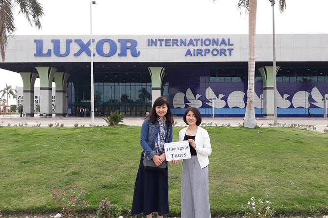 Luxor Airport Private Arrival Transfer by VIP Car