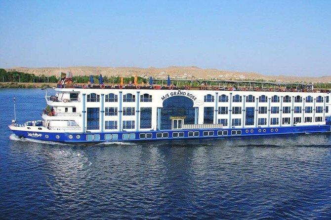 Luxury Egypt Nile Cruise Luxor to Aswan
