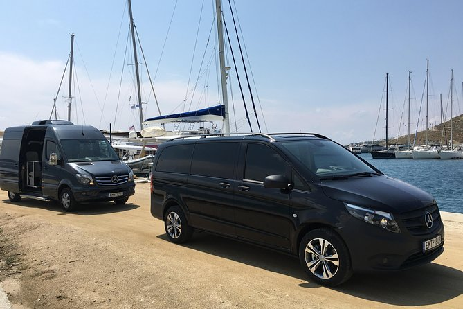 Mykonos Airport Transfer