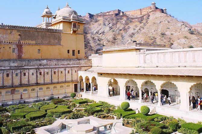 3-Day Private Golden Triangle Tour: Delhi, Agra, and Jaipur
