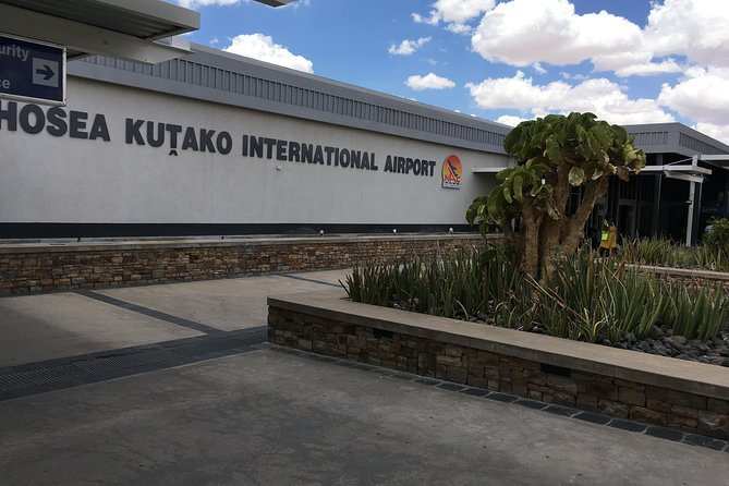 Hosea Kutako International Airport.