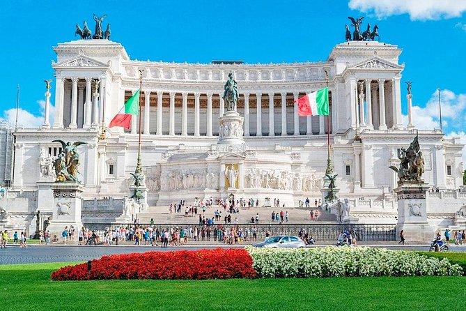 Rome Shore Excursion from Civitavecchia Port including Colosseum & Vatican Tour