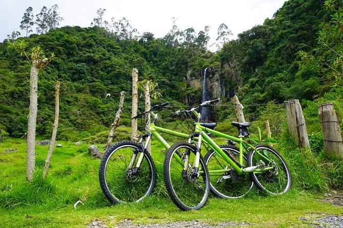 Ride your way back to Popayan