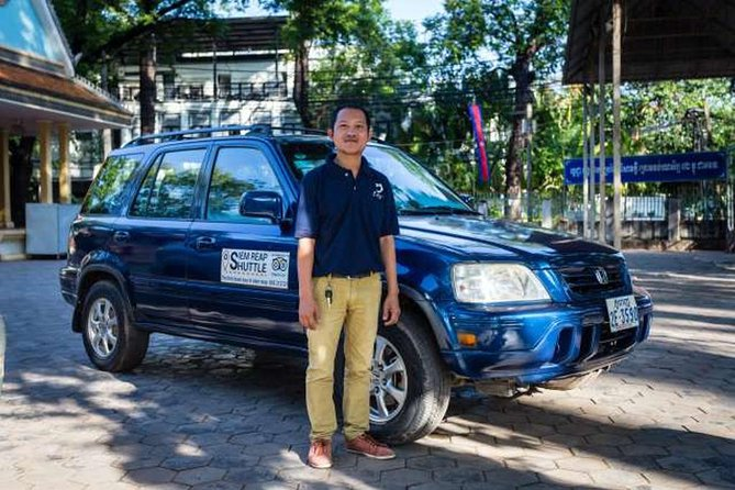 Airport Transfer (between REP and Siem Reap city)