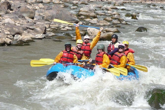 Full Day Urubamba River Rafting Adventure photo 1