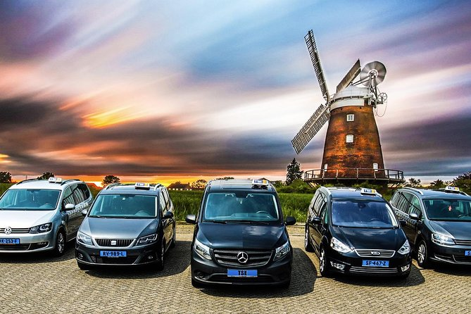 Low cost private Transfer from Eindhoven Airport to Eindhoven City - One way