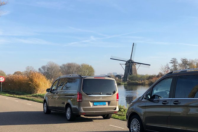 Amsterdam local transfers