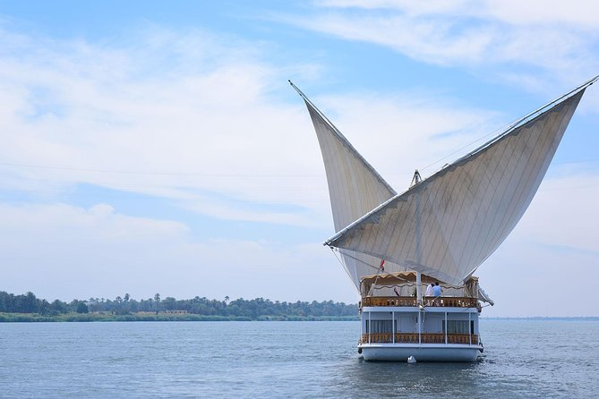 5 Days 4 Nights Dahbiya Nile Cruise