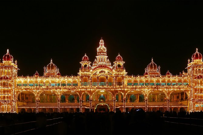 Bangalore to Mysore One day excursion sightseeing