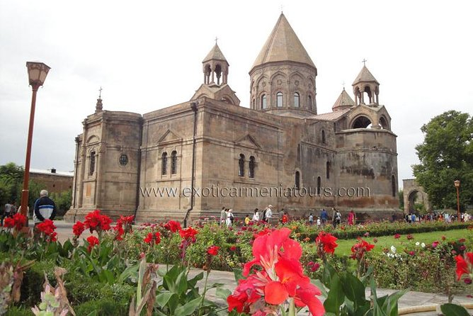 Private Tour to the Holy City of Echmiadzin