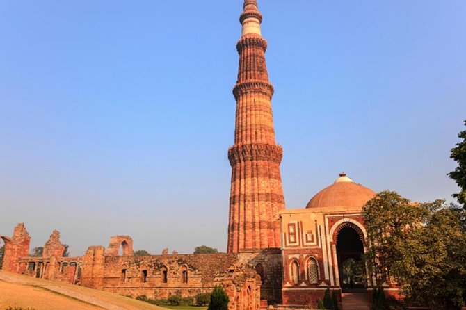 Delhi City tour (Pick up from your hotel) photo 1