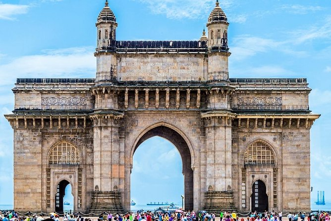 Mumbai City Tour (Pick up from Hotel)