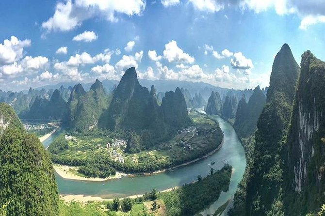 Guilin Yangshuo 4 days trip with airport pick&drop service