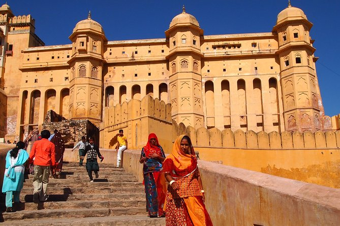 4-Days Private Luxury Golden Triangle Tour to Agra and Jaipur From New Delhi