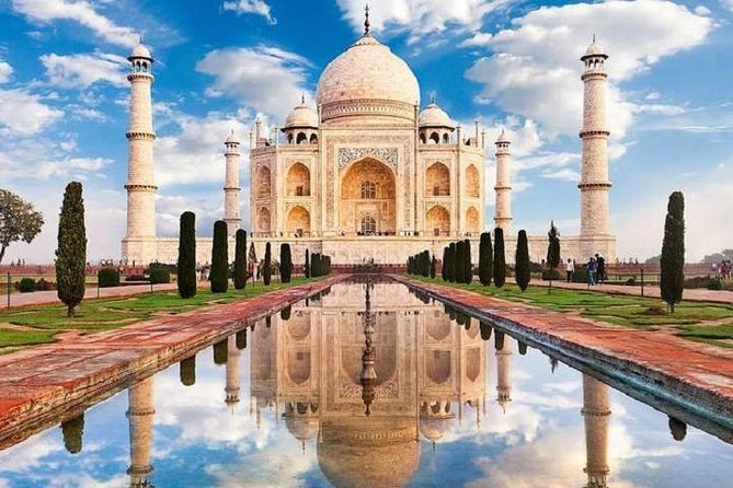 Private Full Day Tour of Agra By Car-Driver & Guide from Jaipur