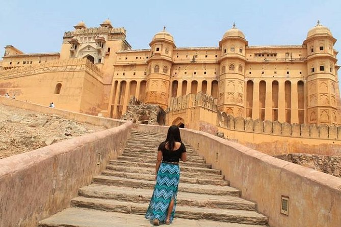 Private Forts and Local Jaipur City Tour - Sightseeing & Local Experience
