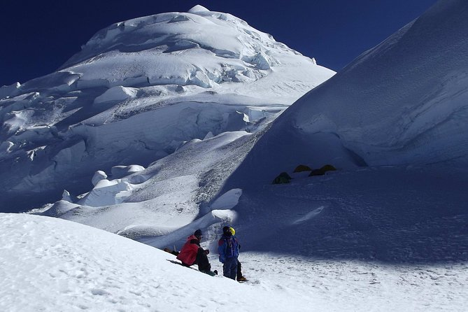 Highest Tropical Mountain In South America: Climbing Huascaran (7 days)