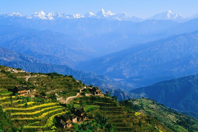 Nagarkot one day hiking with mountain view tour from Kathamdu - Private hiking