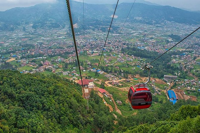 Chandragiri Hills cable car day trip, private car with driver from Kathmandu photo 3