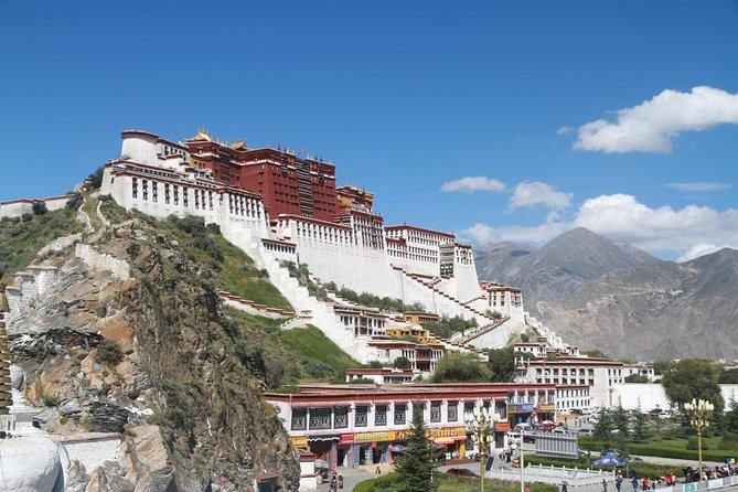 Nepal, Tibet & Bhutan tour start & end in Kathmandu, visit Lhasa, Paro & Thimpu