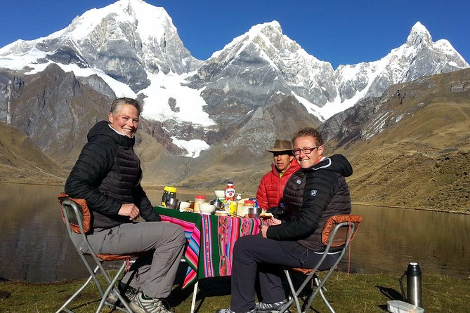 Discover the magic of the Andes, Huayhuash Classic Hike (10 Days)