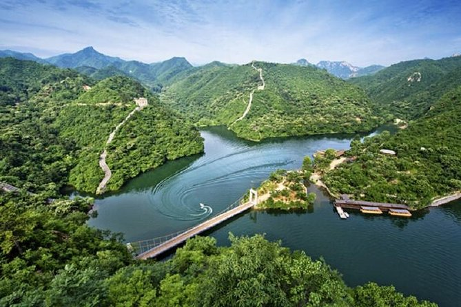 Private Beijing Layover Tour: PEK Airport to Huanghuacheng Lakeside Great Wall