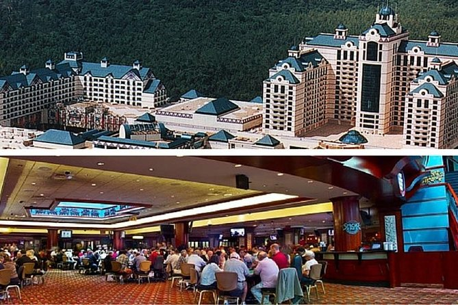 Foxwoods Resort Casino Morning Tour from Dorchester or Quincy