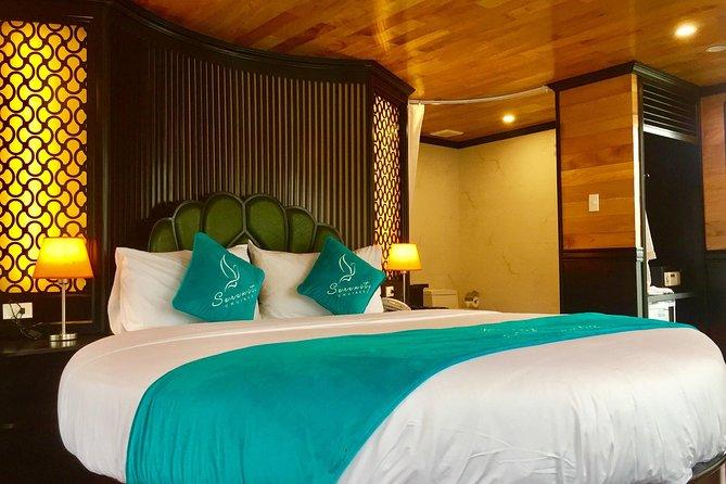 Halong Serenity Cruises- Halong y LanHa bay 2 días 1 noche