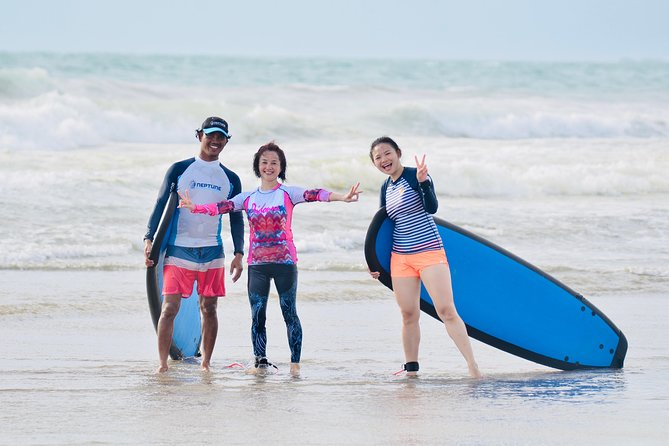 Beginner Surfing Private Lessons