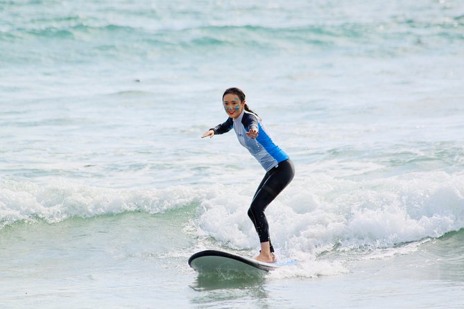 Intermediate Surfing Private Lessons